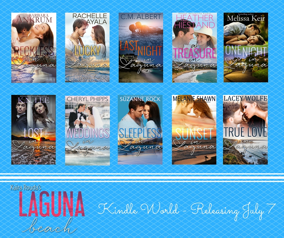 Laguna Beach Kindle World