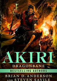 Akiri: Dragonbane (Book 3) by Brian D. Anderson