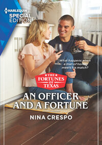 An Officer and a Fortune (The Fortunes of Texas: The Hotel Fortune Book 5) by Nina Crespo