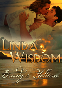 Brady's Hellion by Linda Wisdom