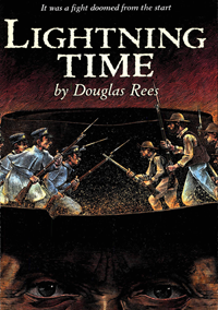 Lightning Time by Douglas Rees