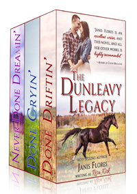 The Dunleavy Legacy Trilogy by Janis Flores