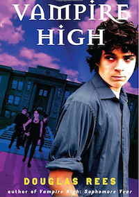 Vampire High (Vampire High #1) by Douglas Rees