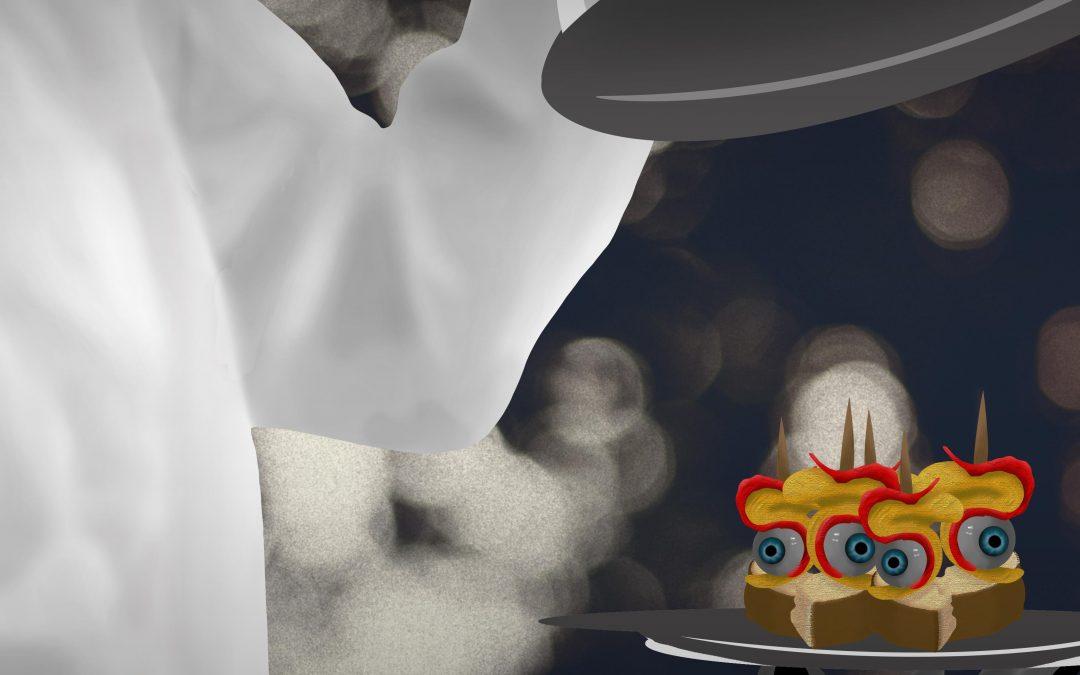 Simon's Snacks debuts from Strange Fuse