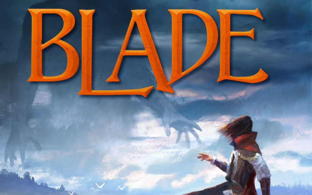 Cover Reveal for The Bard's Blade from Brian D. Anderson