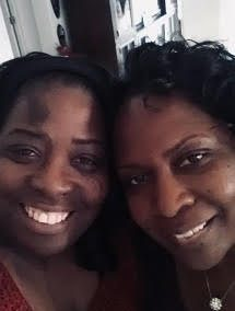 Joni and Jalanda Francis