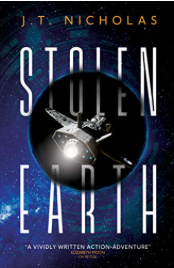Happy Book Birthday to Stolen Earth by J.T. Nicholas!
